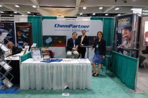 San Diego, Apr 26-30, 2014, ChemPartner attended ASPET.