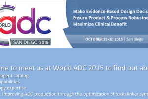 ChemPartner will be attending World ADC at San Diego USA.