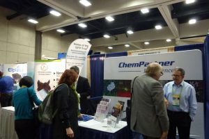 San Diego, April 5-9, 2014, ChemPartner attended AACR.